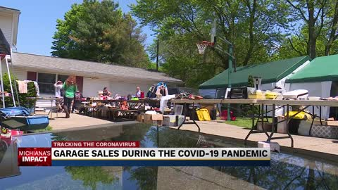 Is going to yard sales still a good idea?